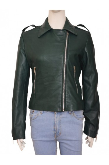 Preacher Tulip O'hare Leather Jacket