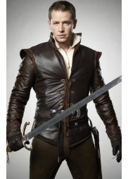 Prince Charming Once Upon a Time Leather Jacket