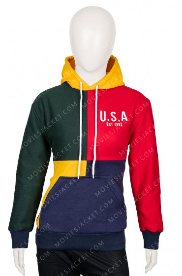 Robin Project Power Hoodie