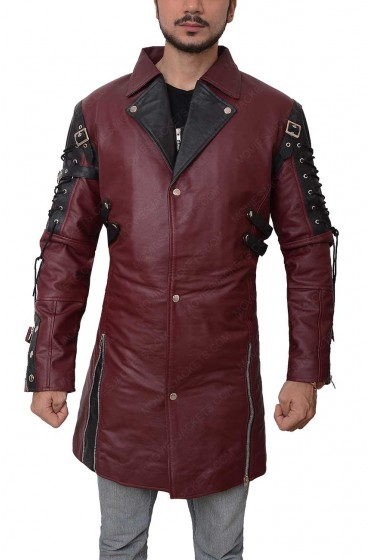 Punk Gothic Vampire Visual Kei Jacket