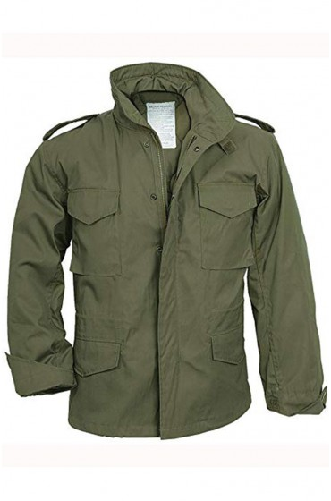 Rambo 5 Sylvester Stallone Cotton Jacket