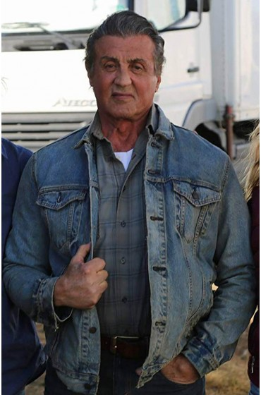 Rambo Last Blood Denim Jacket