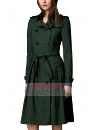Rebecca Ferguson Mission Impossible 5 Coat
