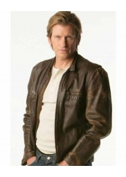 Rescue Me Tommy Gavin Leather Jacket