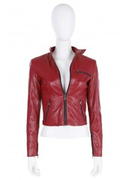 Resident Evil 2 Claire Redfield Leather Jacket
