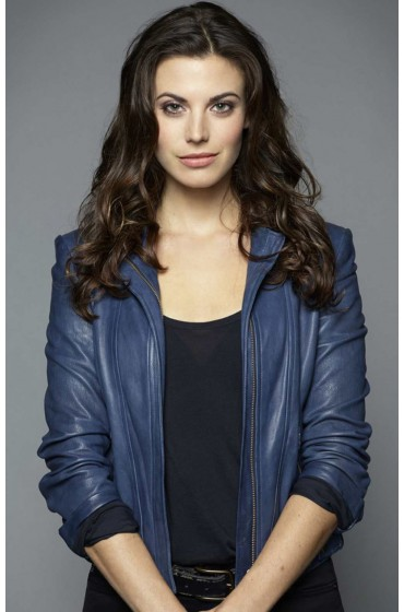 Riley Neal Intelligence Meghan Ory Jacket