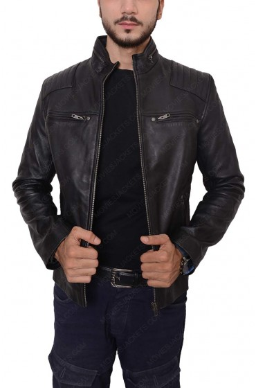 Riverdale Chuck Clayton Leather Jacket