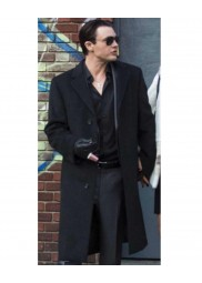 Rob the Mob Michael Pitt Black Coat