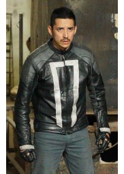 Robbie Reyes Agent of Shield Ghost Rider Jacket