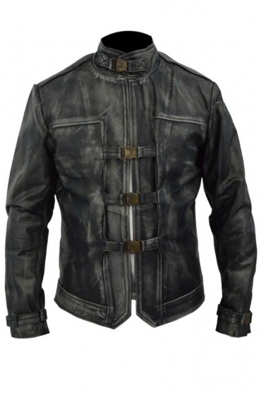 Robin Lord Taylor Dishonored Death Of The Outsider Leather Jacket