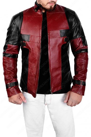Ryan Reynolds Deadpool Jacket
