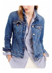 Amy James Kelly Jacket Safe Denim Jacket
