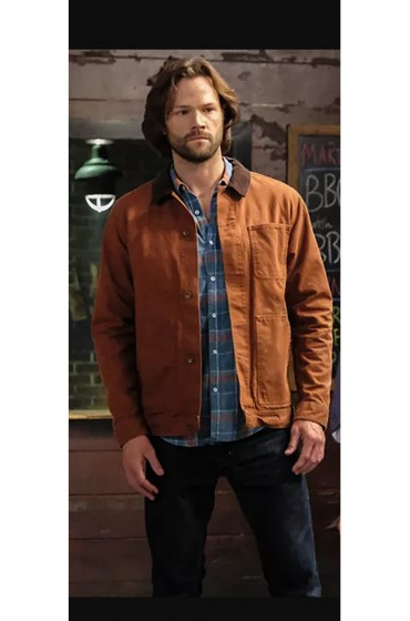 Jared Padalecki Supernatural Season 14 Jacket