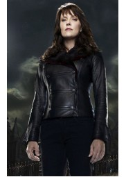 Sanctuary Amanda Tapping Leather Jacket