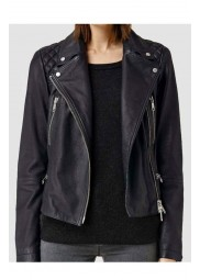 Homeland Laura Sutton Leather Jacket