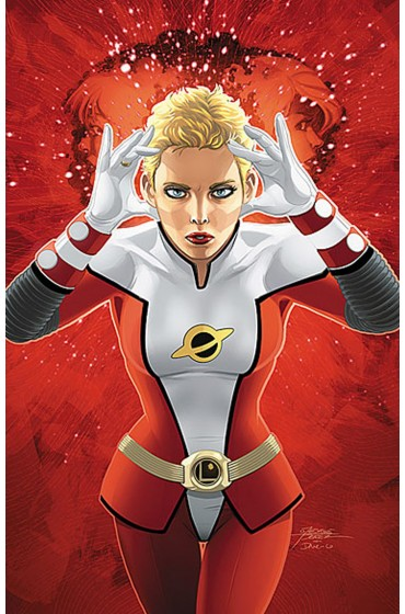 Saturn Girl Jacket