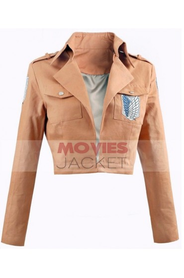 Scouting Legion Attack on Titan Cosplay Jacket