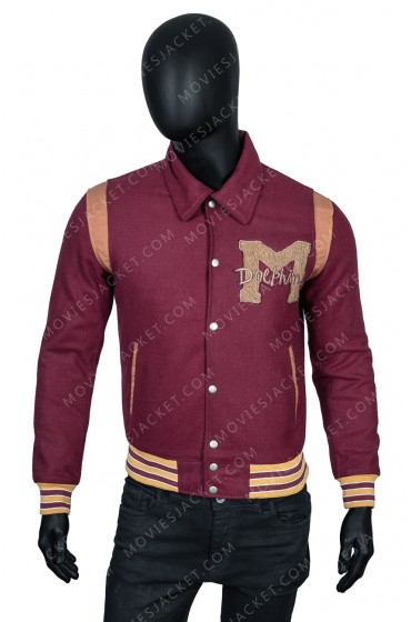 Sex Education Jackson Marchetti Letterman Jacket