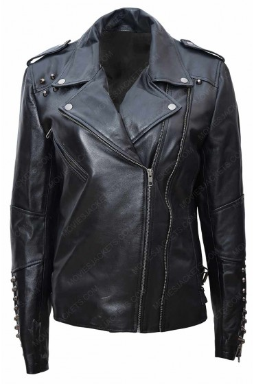 Sharknado 6 Nova Leather Jacket