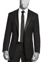 Slenderman Black Party Tuxedo