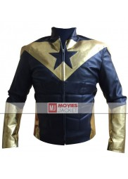 Smallville Booster Gold Jacket