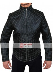 Spider-Man 3 Black Leather Jacket