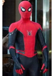 Spider-Man Far From Home Leather Jacket