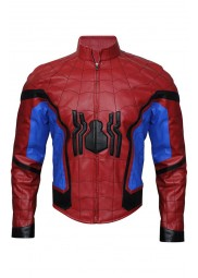 Spider-Man Homecoming Movie Spider-Man Jacket