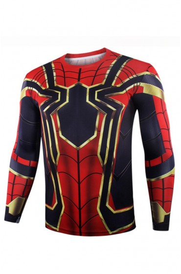 Spiderman Avengers Infinity War T-shirt
