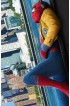 Spider-Man Homecoming Tom Holland Yellow Jacket