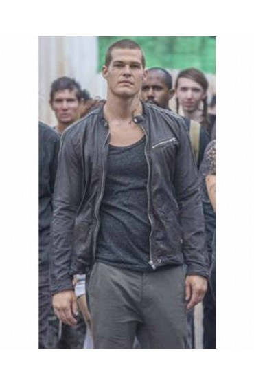 Star Crossed Leather Greg Finley Drake Jacket