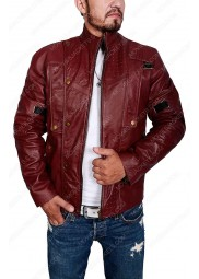 Guardians of The Galaxy Star Lord Chris Pratt Leather Jacket