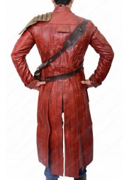Star Lord Guardians of The Galaxy Peter Quill Trench Coat