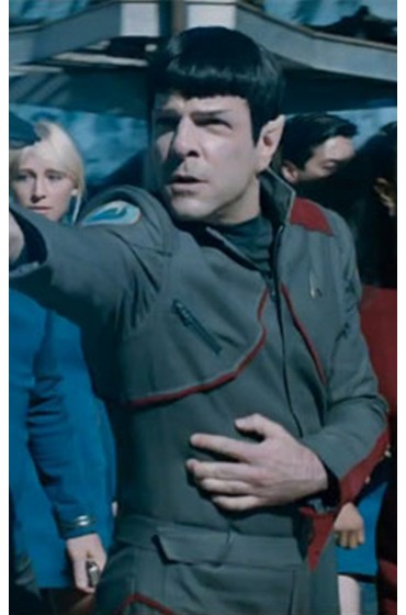 Star Trek Beyond Commander Spock Jacket