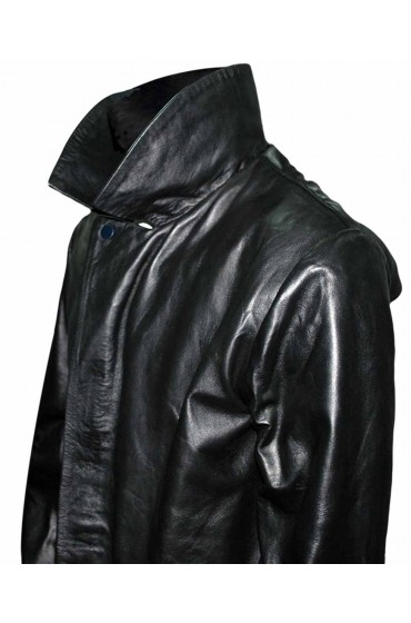 Star Trek Into Darkness Khan Leather Jacket