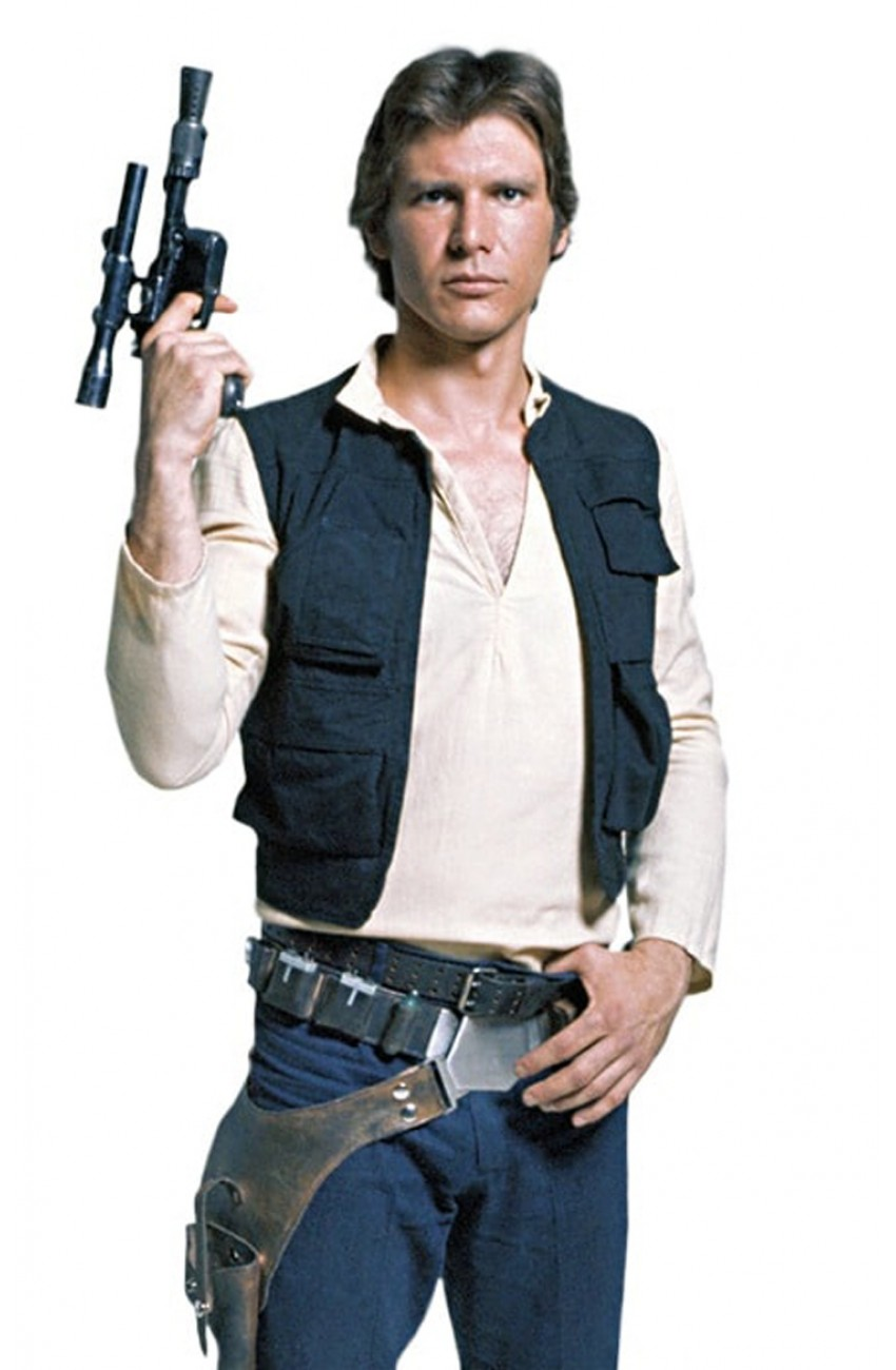 Star wars the empire strikes back han solo vest - Vaisseau star wars han solo ...