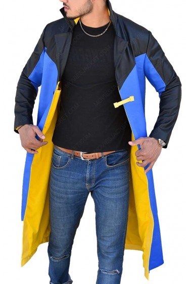 Static Shock Coat