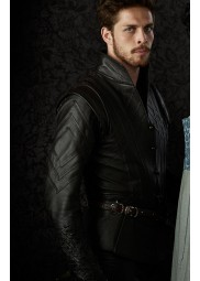 Benvolio Montague Still Star Crossed Leather Jacket