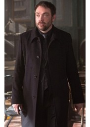 Crowley Supernatural Mark Sheppard Coat