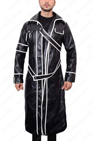 Sword Art Online Kirito Trench Coat