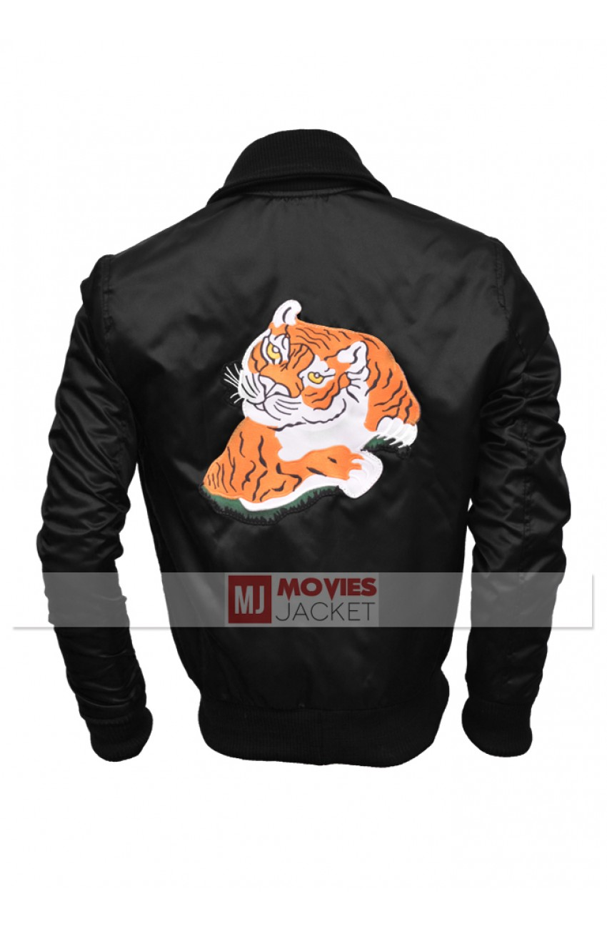 Sylvester Stallone Rocky Ii Movie Rocky Balboa Tiger Jacket