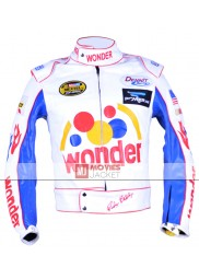 Talladega Nights Ricky Bobby Leather Jacket