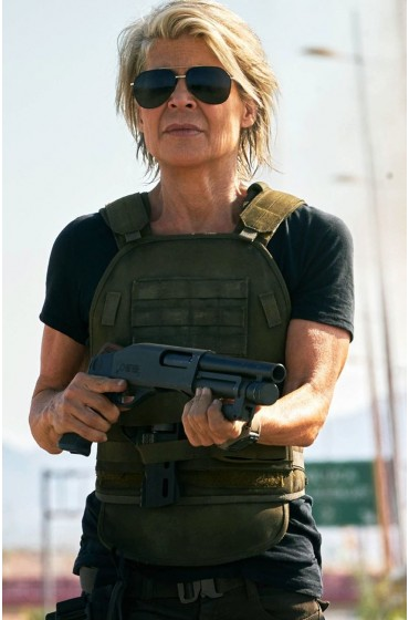 Terminator Dark Fate Sarah Connor Vest