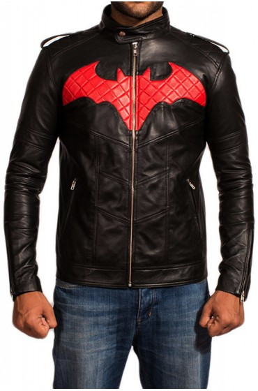 Terry Mcginnis Batman Beyond Leather Jacket