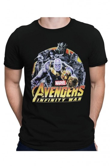 Avenger Infinity War Thanos T-shirt