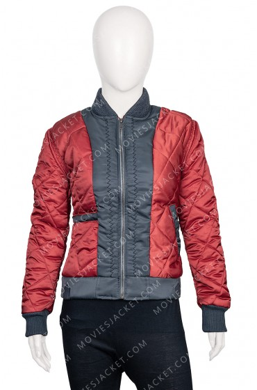 Raven Reyes The 100 Lindsey Morgan Jacket