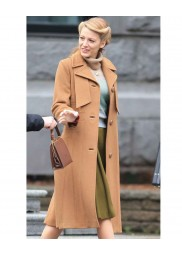 The Age of Adaline Film Blake Lively Brown Coat