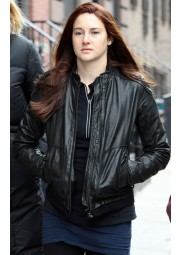 Shailene Woodley Spider-Man 2 Mary Jane Watson Jacket