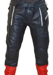 The Avengers Captain America Leather Pants