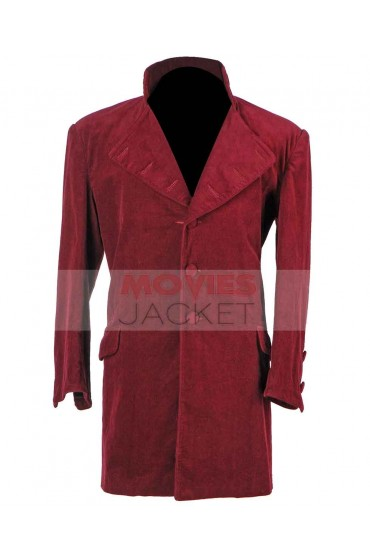 The Chocolate Factory Johnny Depp Coat